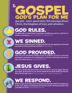 Free Gospel Poster Download! - CentriKid